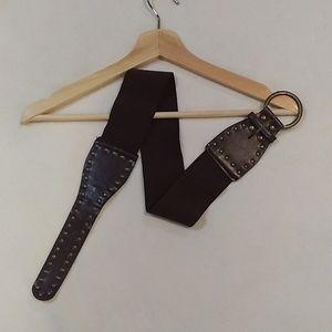 Accessories - Fashion Stretch Belt Western Style